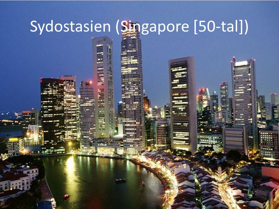 Sydostasien (Singapore [50-tal])