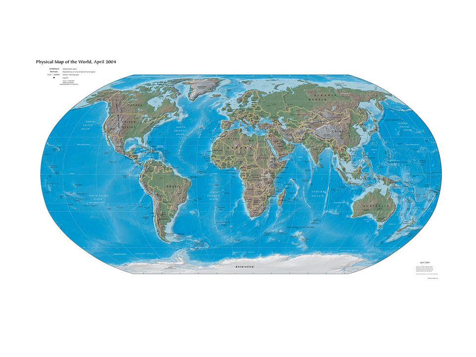 Verkligheten och kartan • När man arbetar med turism är det viktigt att känna till: • Var i världen olika platser ligger • Hur man kan resa mellan olika orter • Sevärdheter på olika resmål • Speciella förhållanden på resmålen, till exempel klimat och infrastruktur • Kunskaper om befolkningen och deras kultur • Kunskaper om de politiska förhållandena • Geografiska uppgifter kan man få fram genom digitala eller tryckta kartor • Det finns flera olika sorters kartor med såväl ekonomisk, naturgeografisk och kulturgeografisk information