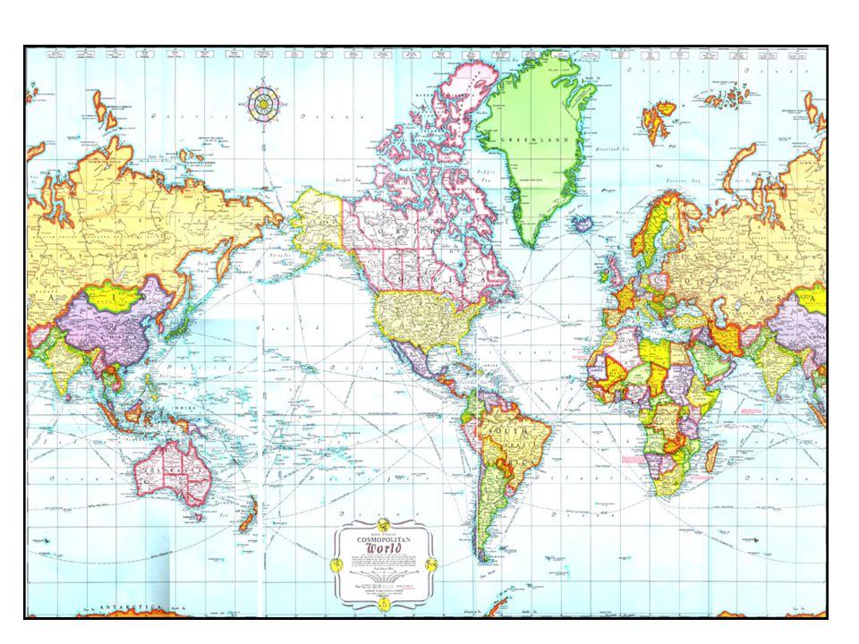 Centrum och periferi • Centrum är ett annat ord för mittpunkt • Periferi betyder utkant eller ytterområde • En region kan befinna sig centralt med tanke på läget på kartan • Men samtidigt kan den befinna sig i periferin både ekonomisk och kommunikationsmässigt • Ett kännetecken för perifera regioner är att de ofta är beroende till något som är centralt • Periferi måste alltid ses i relation till något annat • Det kan finnas flera olika centra och perifera områden i ett land