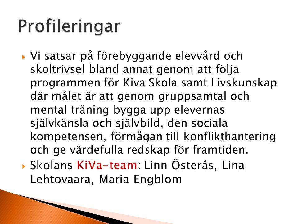 12 KiVa Skola-programmet