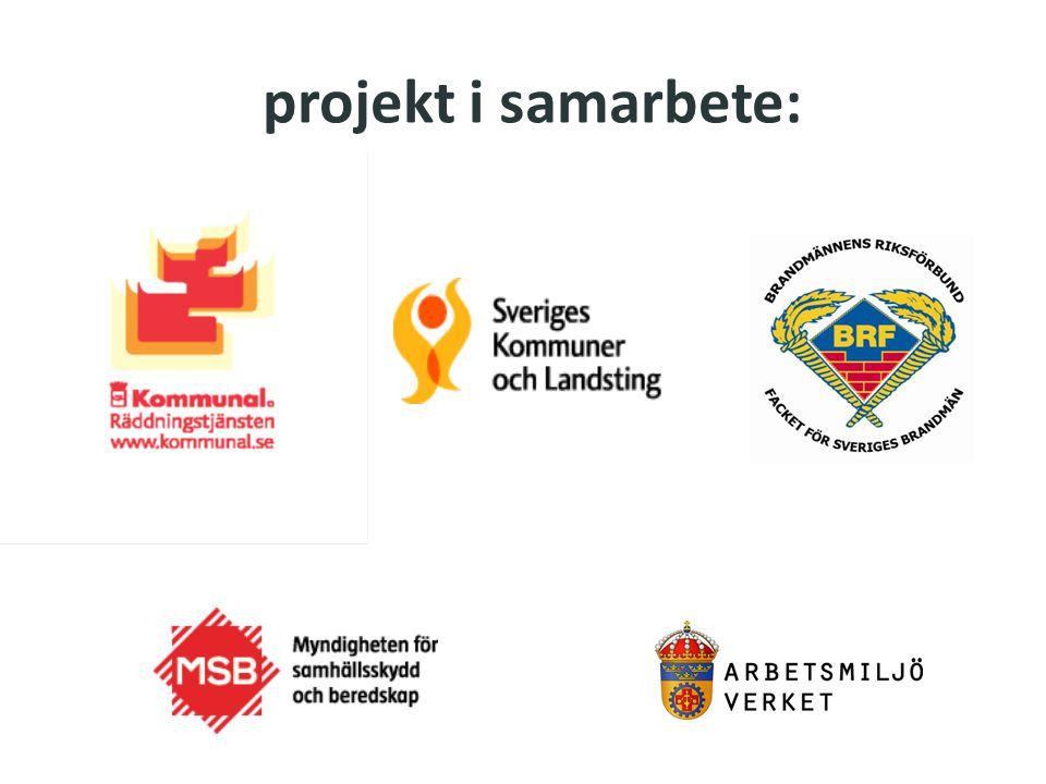 projekt i samarbete: