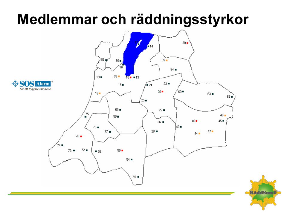Regional krissamverkan i Jönköpings län Fördjupa samverkan mellan myndigheter och samverkande organisationer och företag samt stärka samhällets beredskap före, under och efter en kris eller olycka.