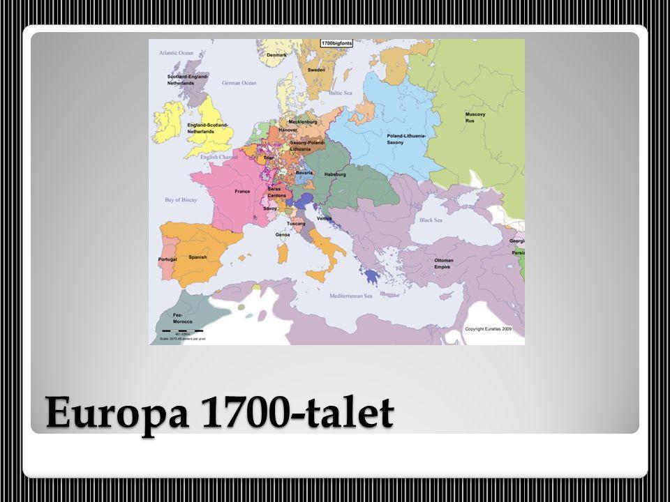 Europa 1700-talet