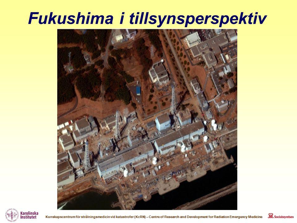 Fukushima i tillsynsperspektiv