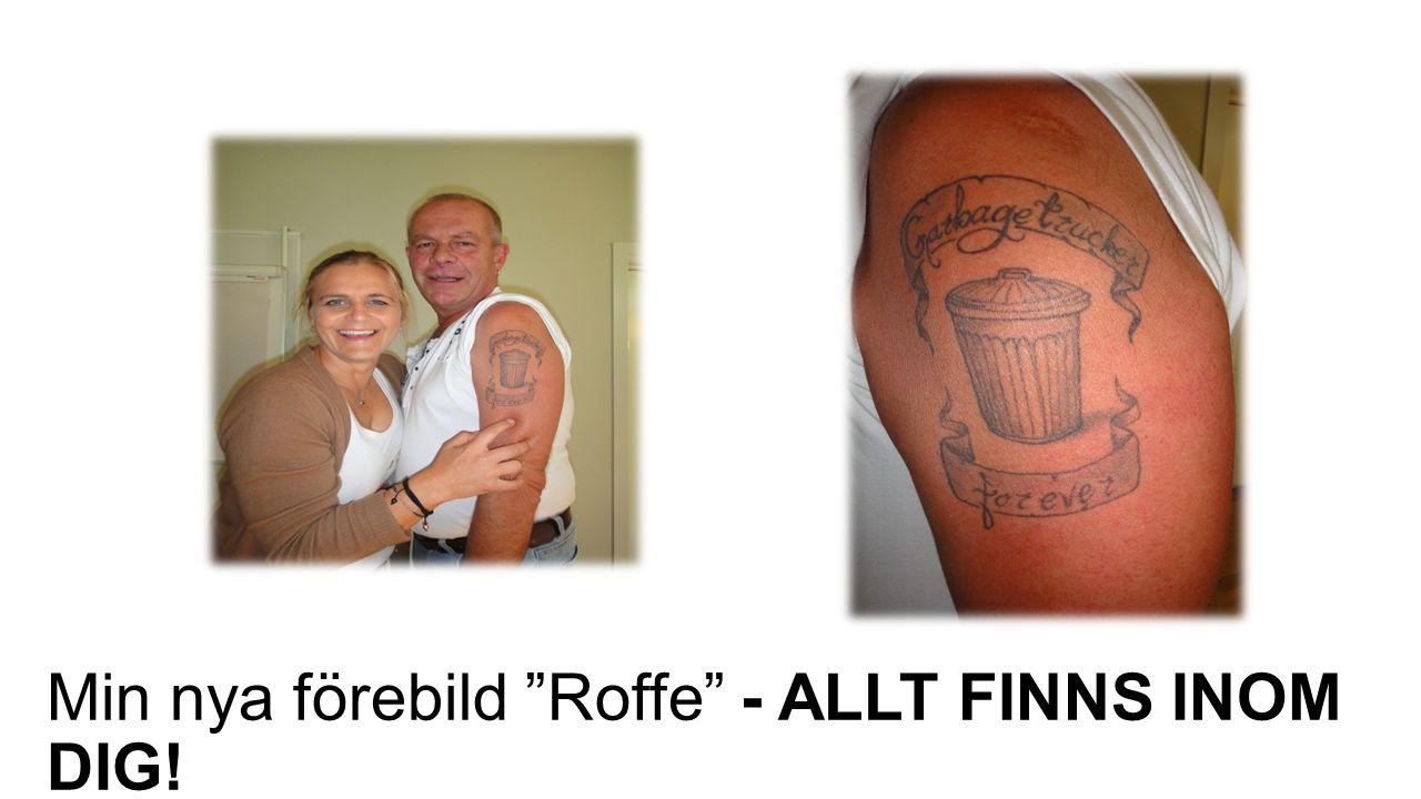 Min nya förebild Roffe - ALLT FINNS INOM DIG!