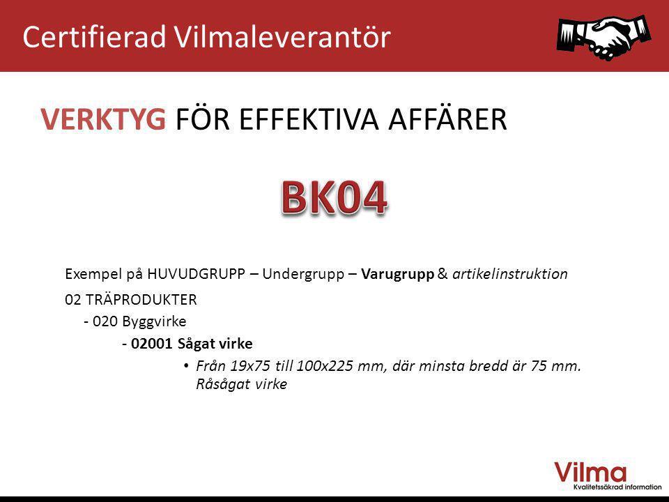 KUNDFORUM 777231148 Certifierad Vilmaleverantör