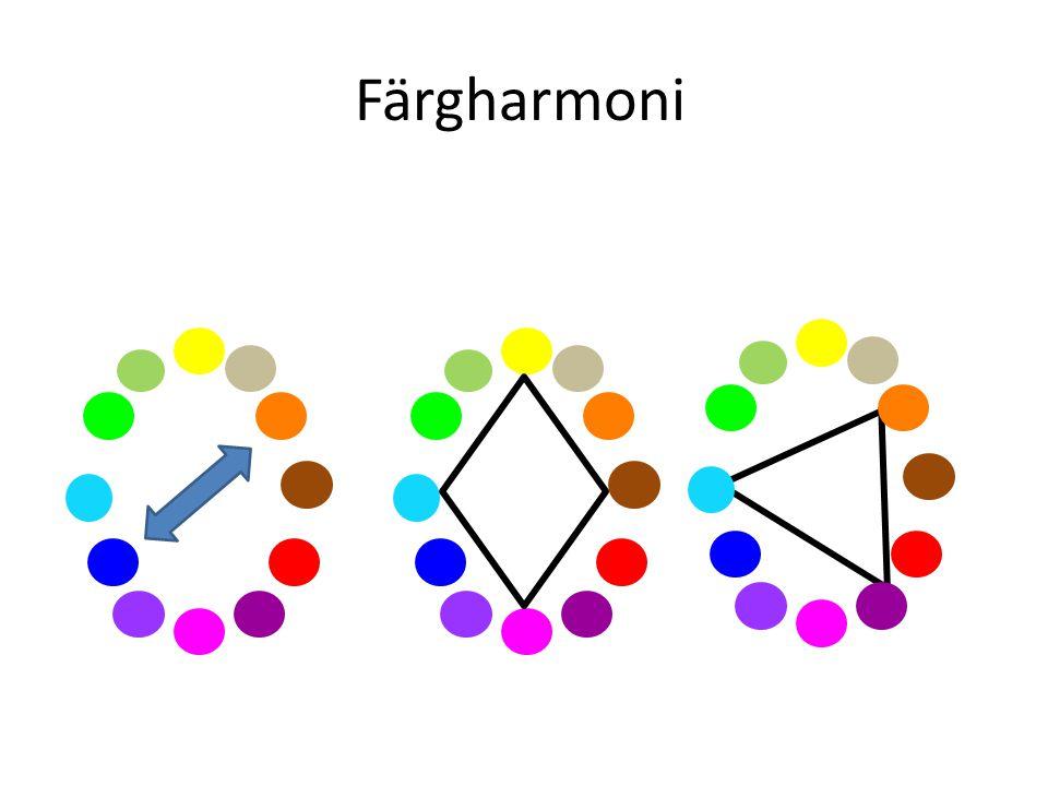 Färgharmoni
