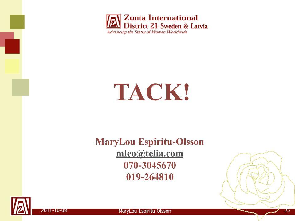 MaryLou Espiritu-Olsson 2011-10-0825 TACK.