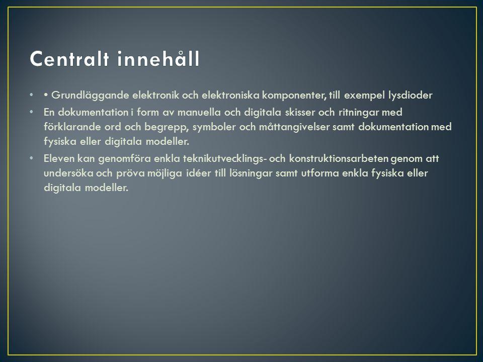 • Matte.Skala. Budget • Svenska. Retoriken i er redovisning • Teknik.