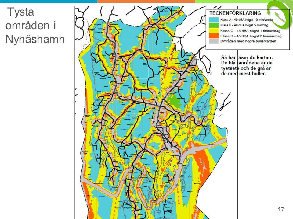Tysta områden i Nynäshamn 17
