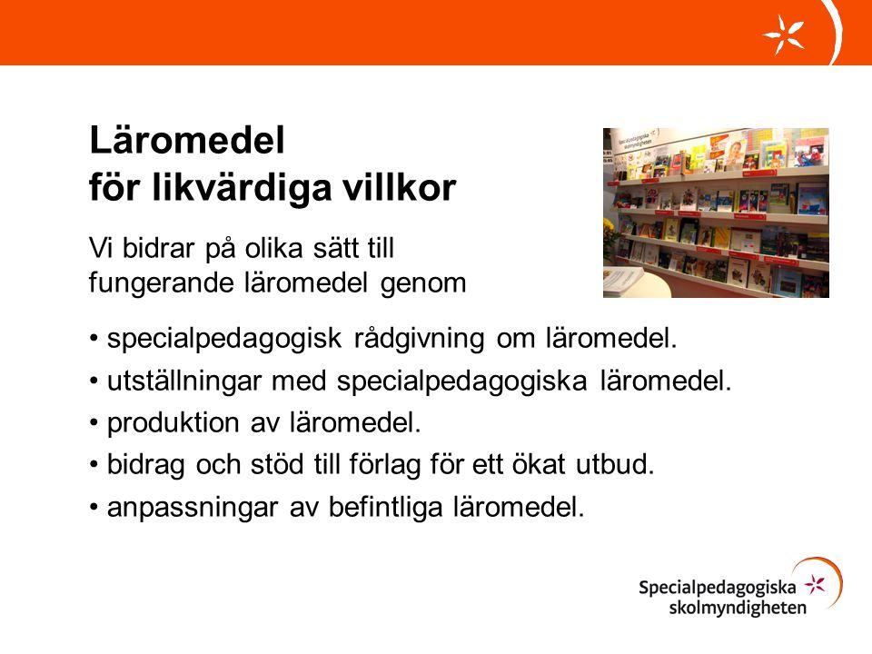 Teckenspråk I Örebro utvecklas och produceras läromedel för elever som använder teckenspråk eller behöver stöd i läromedel på grund av hörselnedsättning.