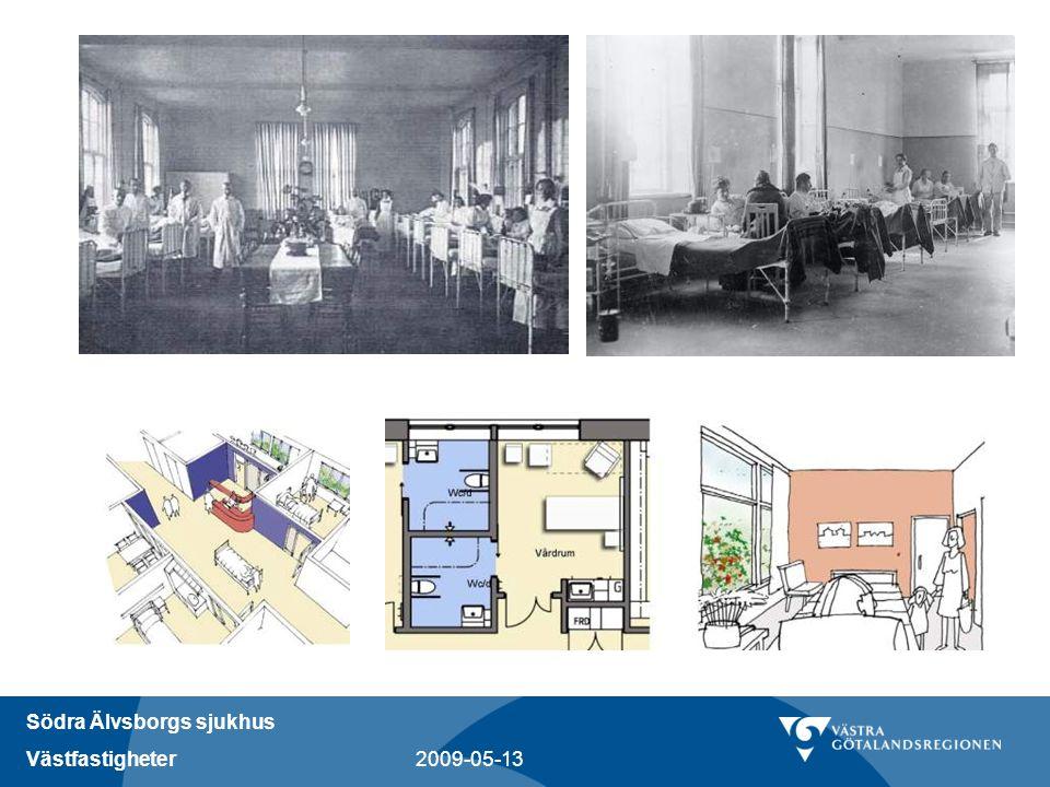Södra Älvsborgs sjukhus Västfastigheter 2009-05-13