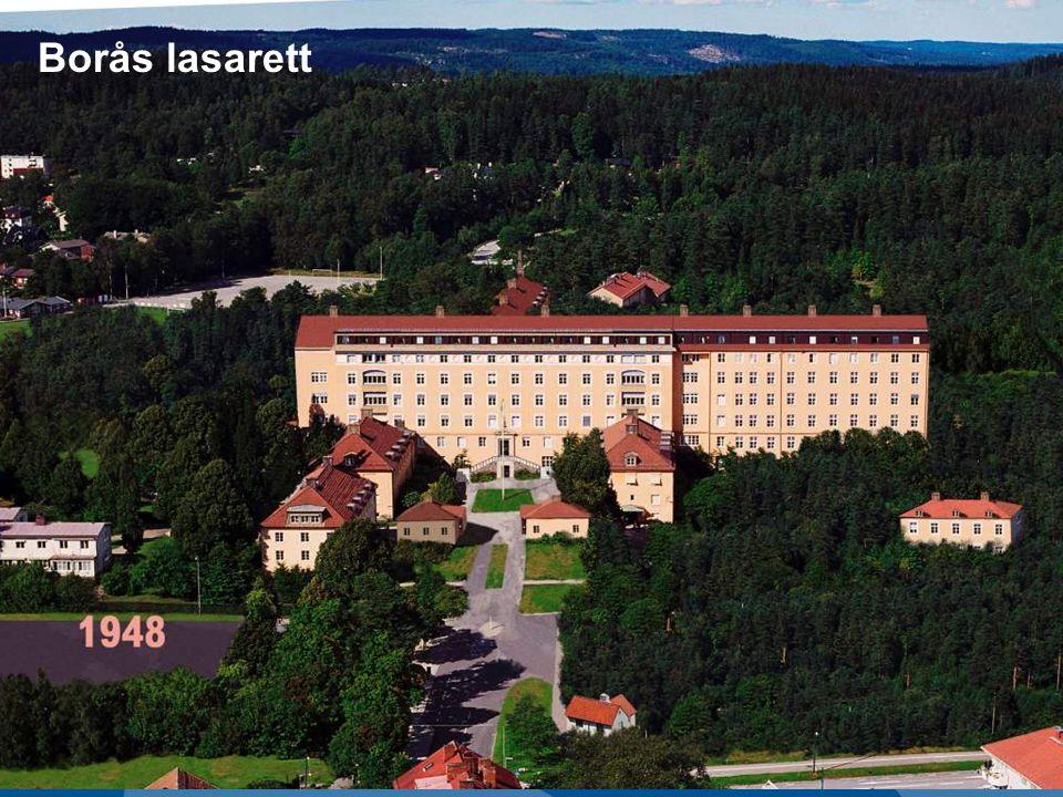 Södra Älvsborgs sjukhus Västfastigheter 2009-05-13 Borås lasarett