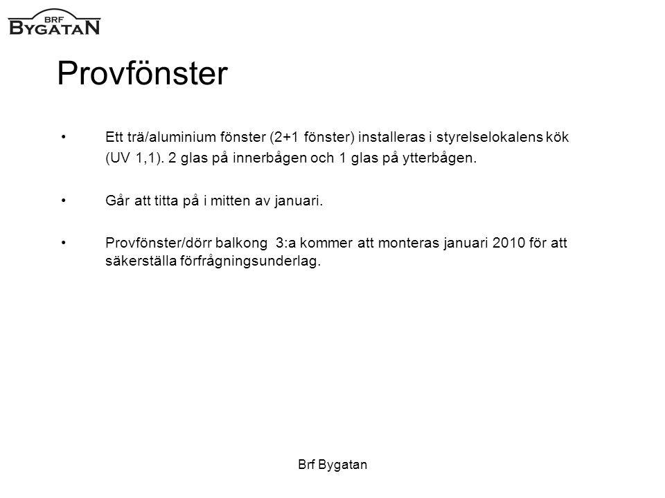 Brf Bygatan Hur går det till.•Krävs ett beslut på årsstämman i april 2010 för genomförande.