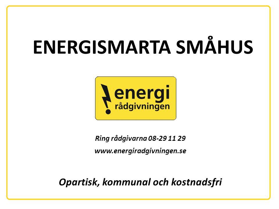 ENERGI- OCH KLIMATRÅDGIVARE Västerleds Trädgårdsstadsförening 2011-10-17 Kerstin Lundvik Birgitta Govén 08-29 11 29 www.energiradgivningen.se info@energiradgivningen.se