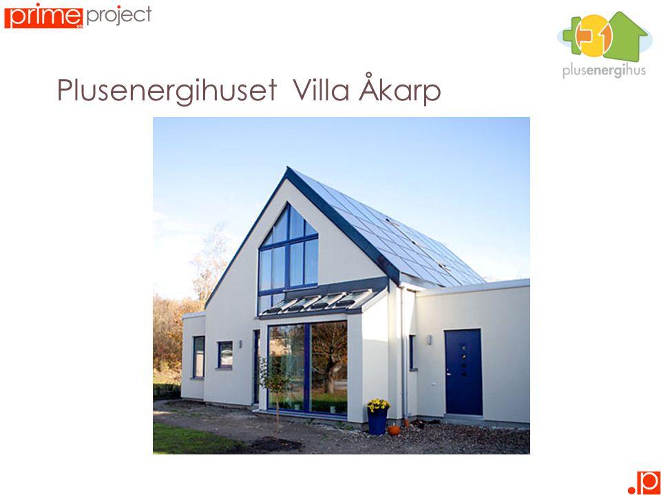Plusenergihuset Villa Åkarp