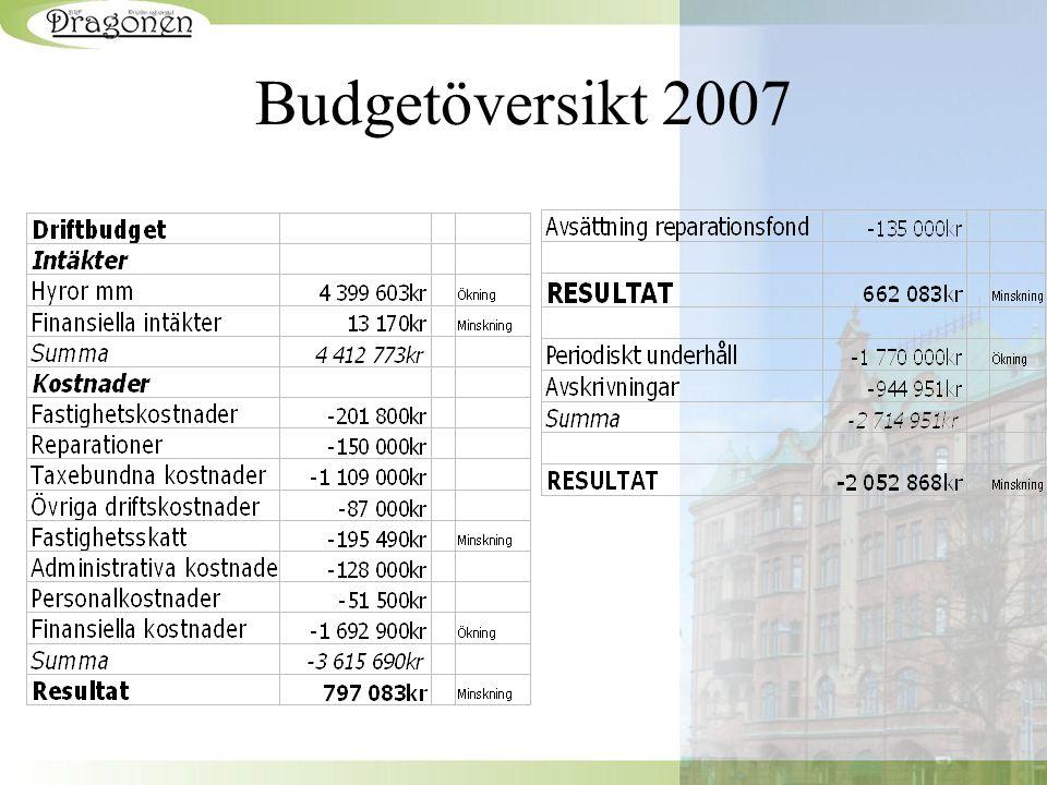 Budgetöversikt 2007