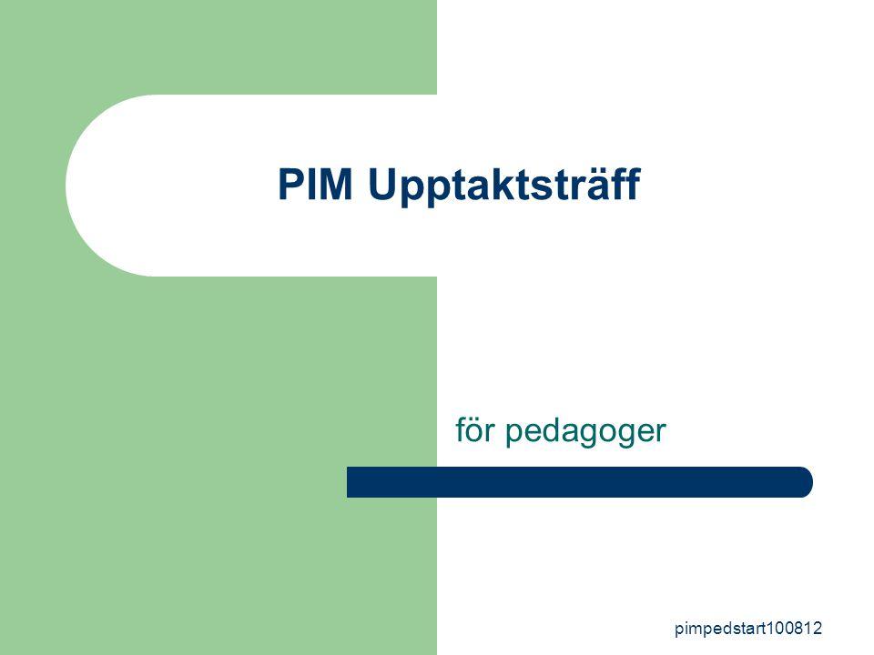 pimpedstart100812 Uppgift – Steg 1  Skriva ett autentiskt veckobrev och följa de givna instruktionerna.