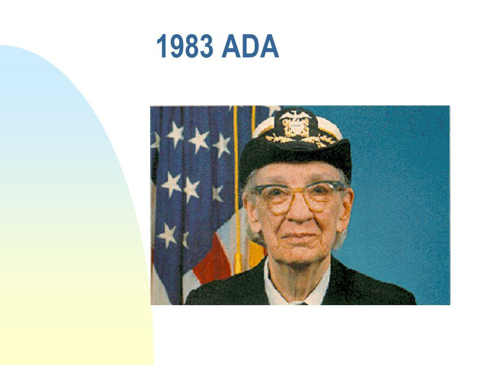 1983 ADA