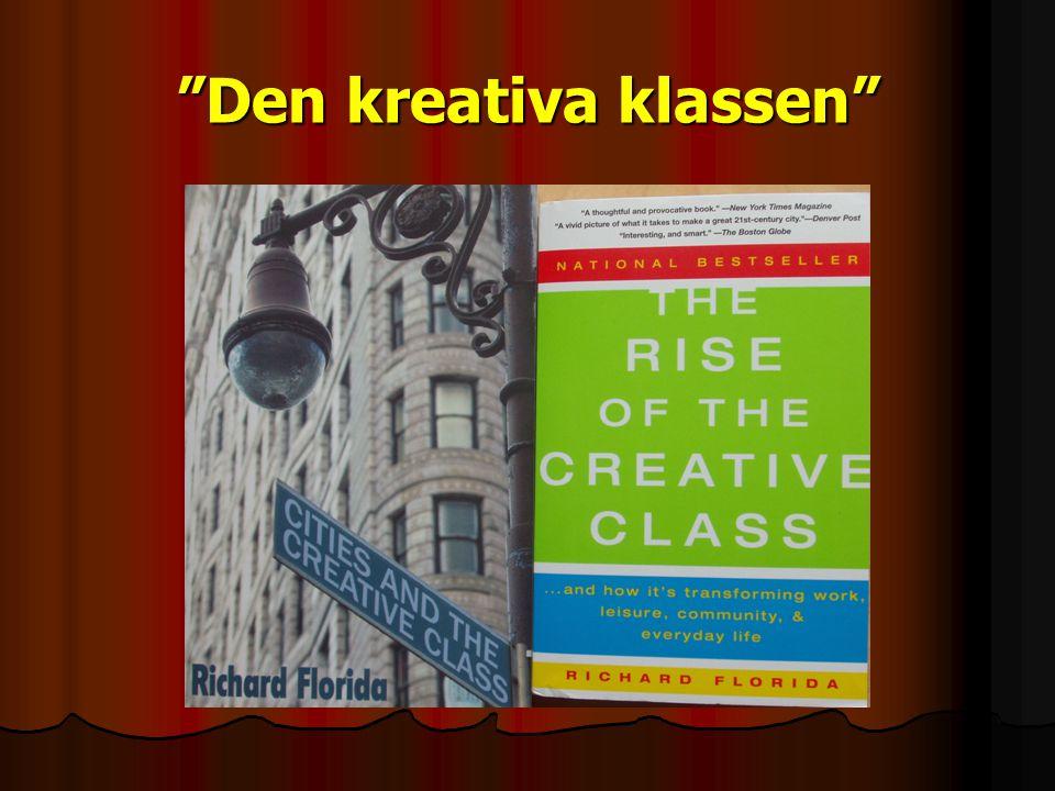 Den kreativa klassen