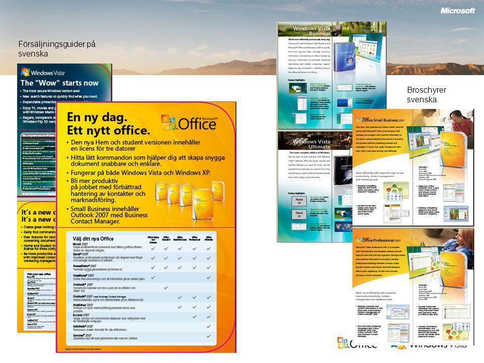 Tomboxar naturlig storlek Office/Vista + Autodemo för PC Produktboxar för skyltning Affischer 70x100 (fram&baksida)