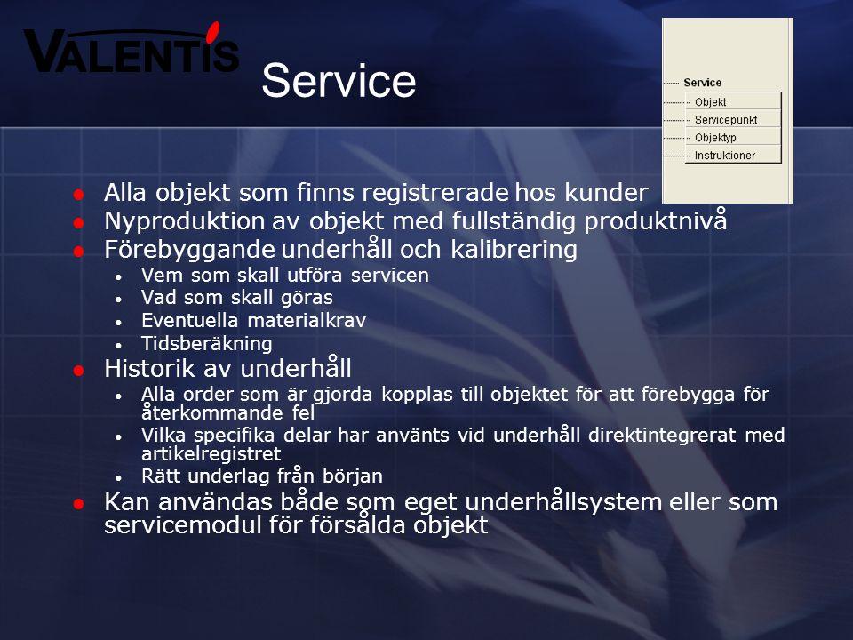 Dokument  Register med alla dokument som hanteras i hela systemet  Ritningar  NC-dokument  Offerter  Protokoll m.m.  Man kan enkelt konvertera e