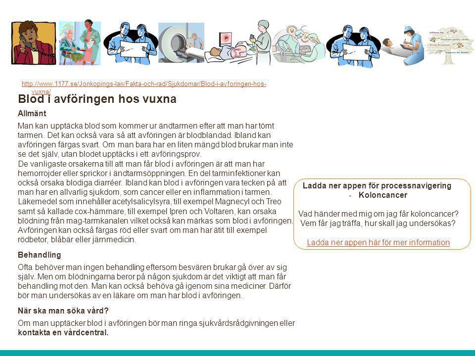 Mina vårdkontakter – Cancermottagning – kontaktsjuksköterska i Jönköping • www.minavardkontakter.se www.minavardkontakter.se