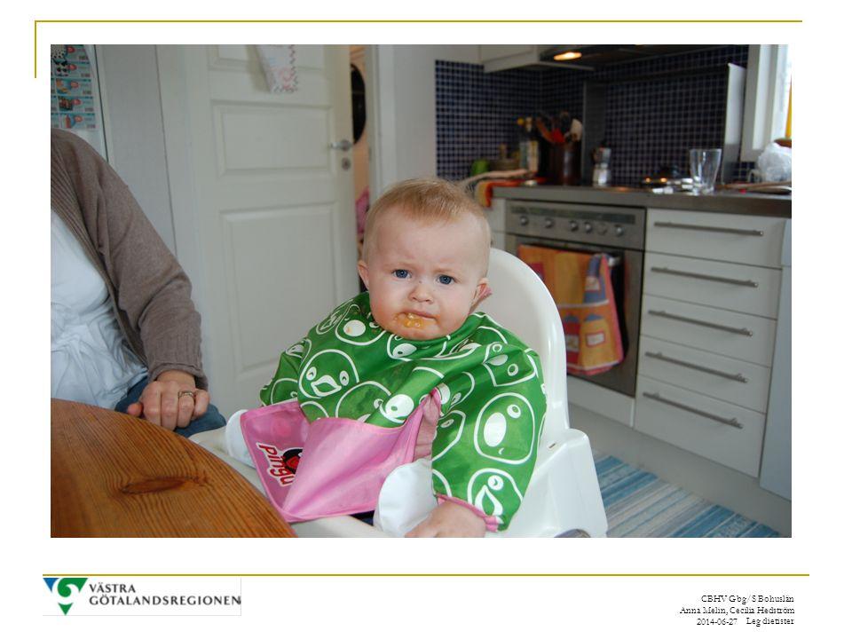 CBHV Gbg/S Bohuslän Anna Melin, Cecilia Hedström Leg dietister 2014-06-27 Bild: Cecilia Hedström