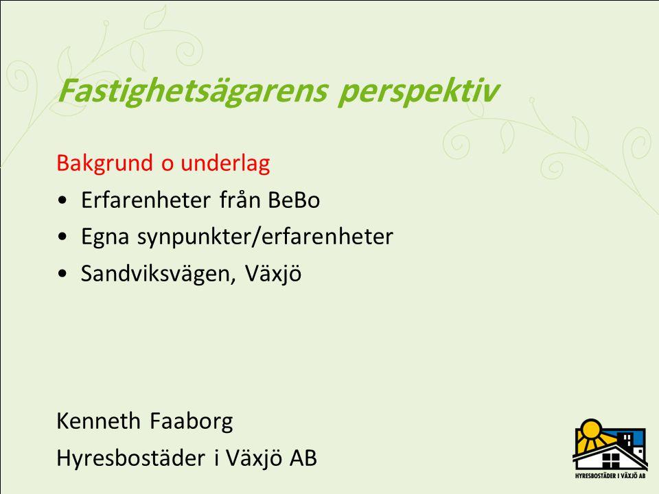Svensk Energiutbildning AB Inbjudan kurs: 300 000 000 000 SEK Över en miljon av de lägenheter som byggdes mellan åren 1950 och 1975 är nu inne i en fas där omfattande renovering behövs.