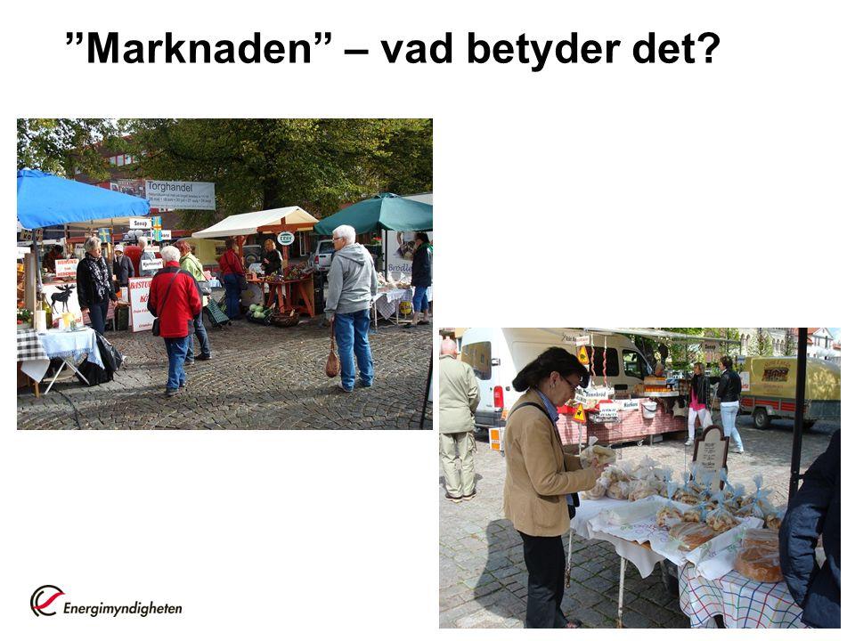 """""""Marknaden"""" – vad betyder det?"""