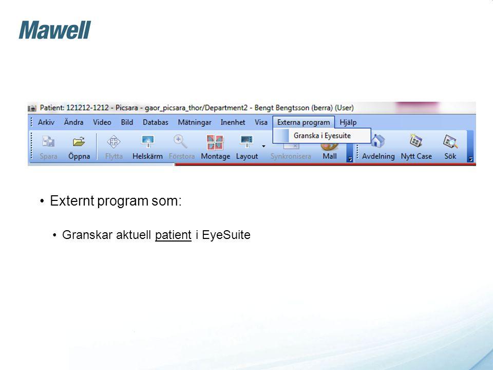 Översikt •Basteknik för server-till-server integrationer.