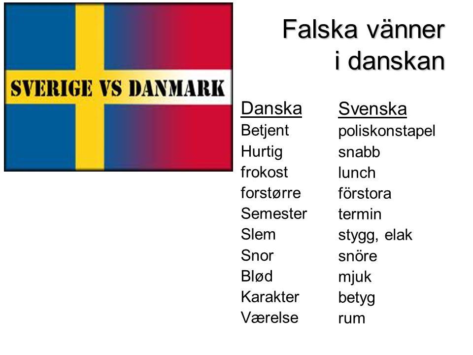 Räkna på danska.