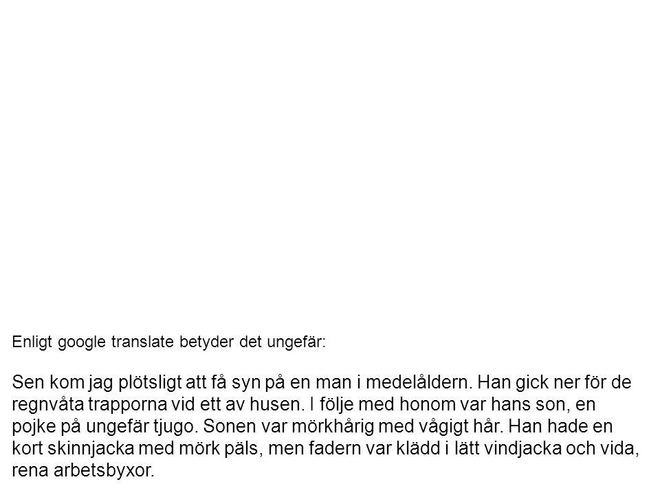 •Hur gör vi i Sverige.•Vilka andra sätt känner ni till.