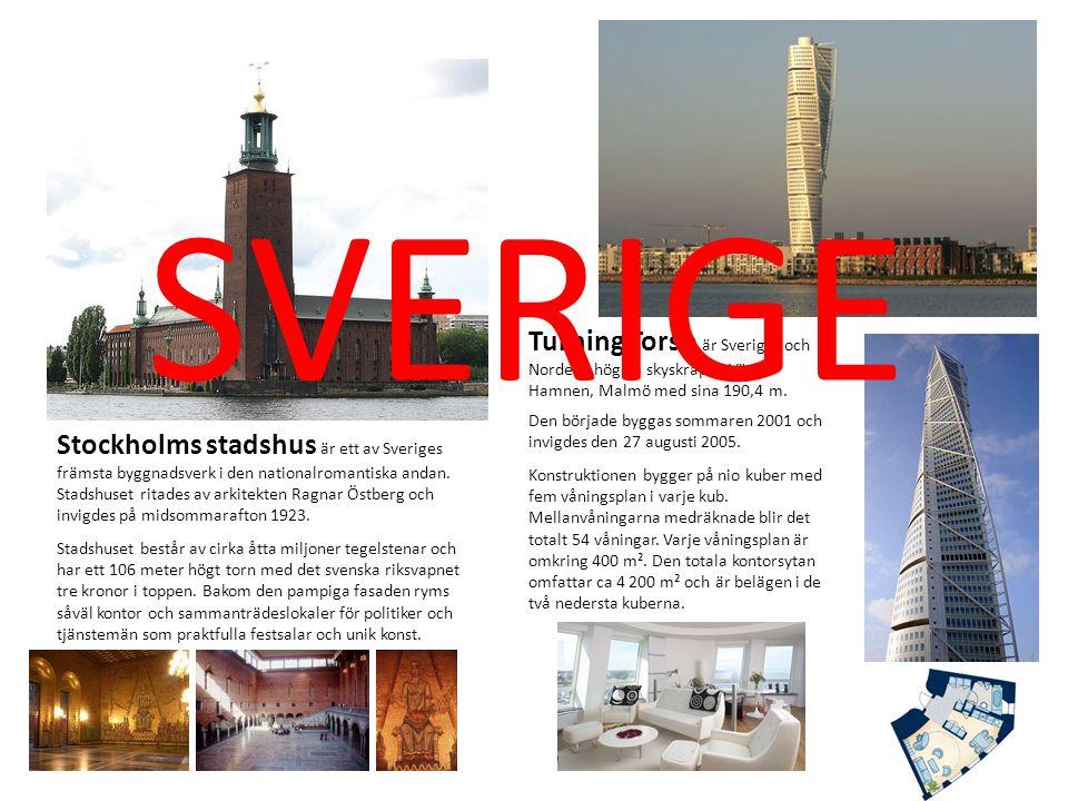 Stockholms stadshus är ett av Sveriges främsta byggnadsverk i den nationalromantiska andan. Stadshuset ritades av arkitekten Ragnar Östberg och invigd