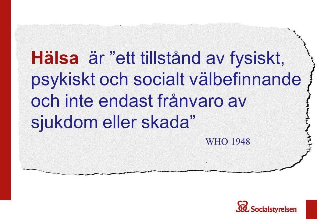 Välkomna med i ett spännande utvecklingsarbete! aldres-behov-i-centrum@socialstyrelsen.se