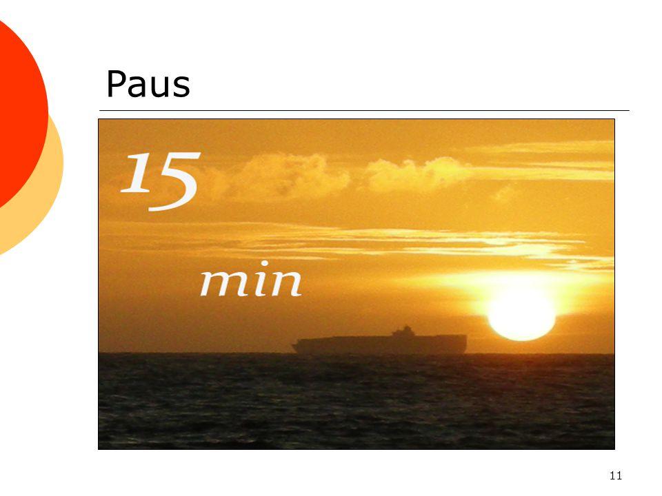 11 Paus