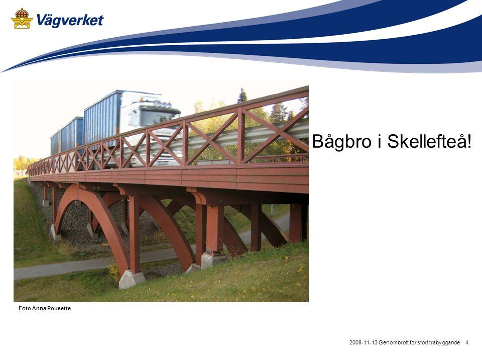 42008-11-13 Genombrott för stort träbyggande Foto Anna Pousette Bågbro i Skellefteå!