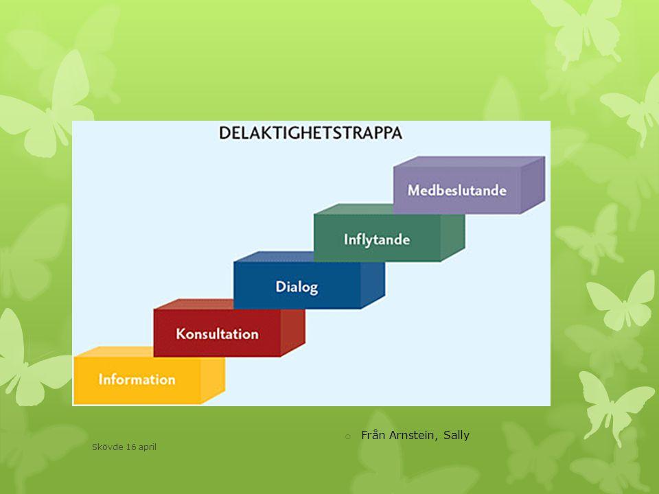 Brukarinflytande eller brukarmedverkan på olika nivåer  Individnivå  insatserna ska utformas och genomföras tillsammans med den enskilde (3 kap.