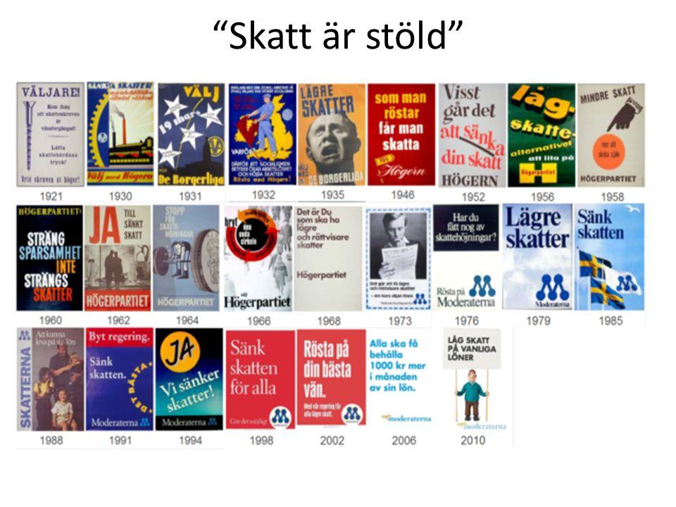 """""""Skatt är stöld"""""""