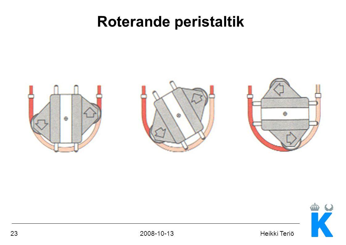 232008-10-13Heikki Teriö Roterande peristaltik