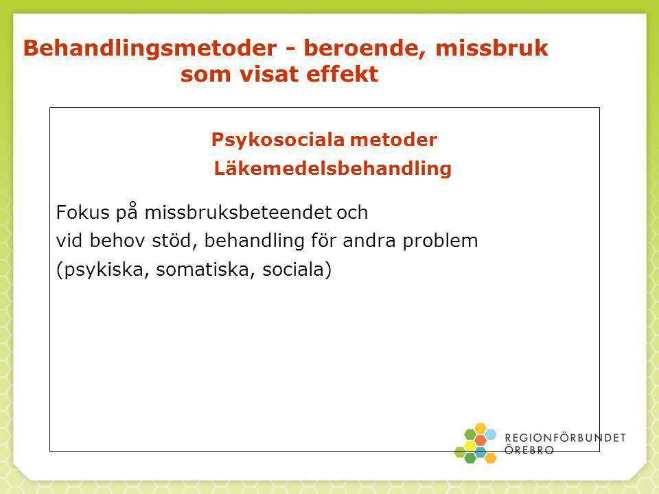 Konsekvenser för hjälpsystemet © Jan Blomqvist, SoRAD jan.blomqvist@sorad.su.se