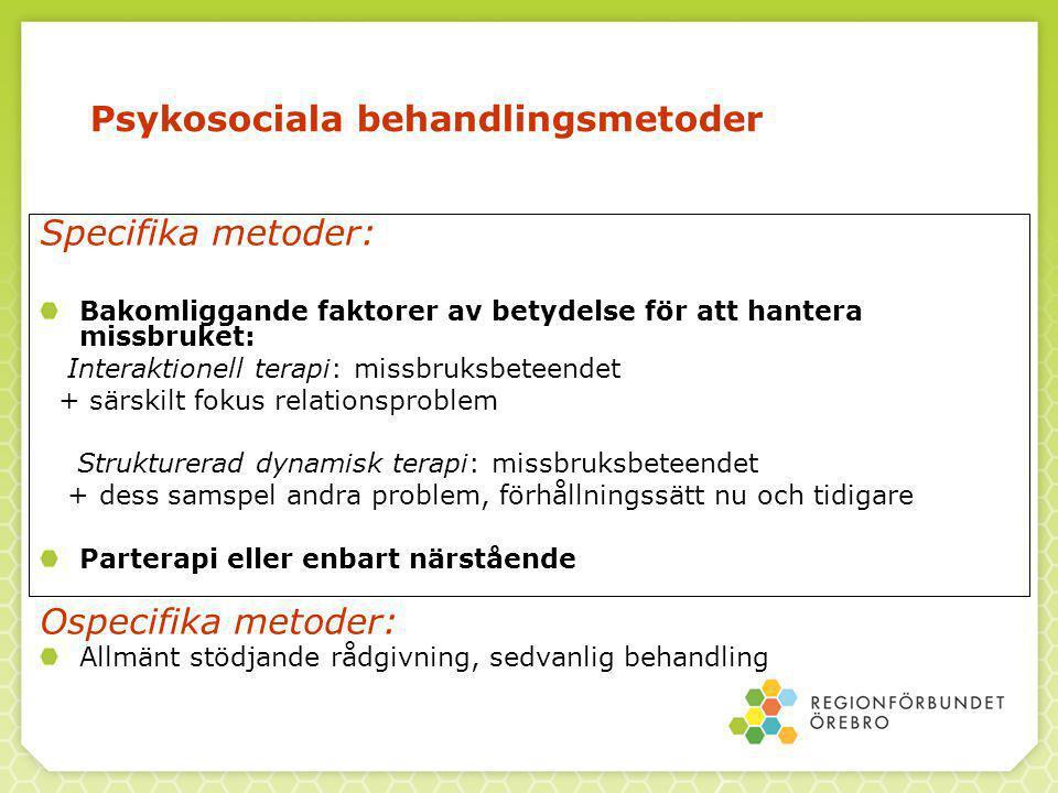 Missbrukarvårdens dilemma….