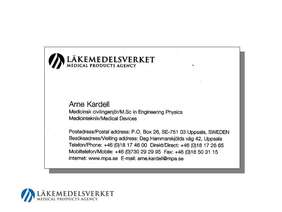 Blankett: Företag Olycka/tillbud