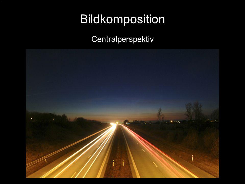 Bildkomposition Centralperspektiv
