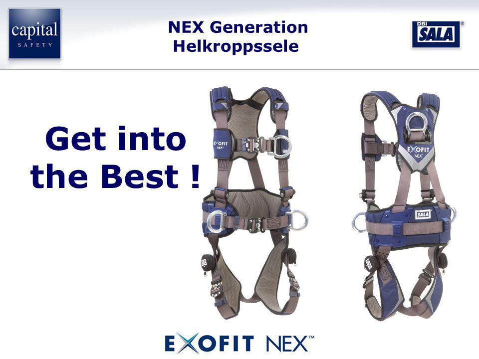 NEX Generation Helkroppssele Get into the Best !