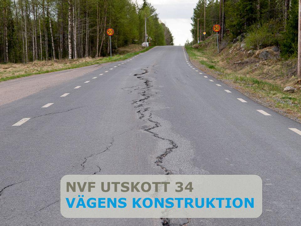 NVF UTSKOTT 34 VÄGENS KONSTRUKTION