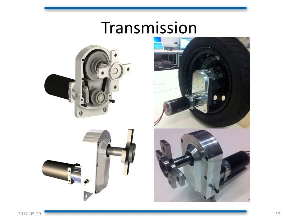 Transmission 132012-05-29