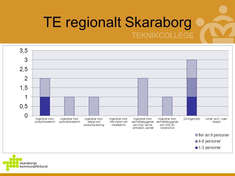 TE regionalt Skaraborg