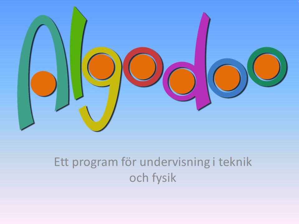 Ett program för undervisning i teknik och fysik