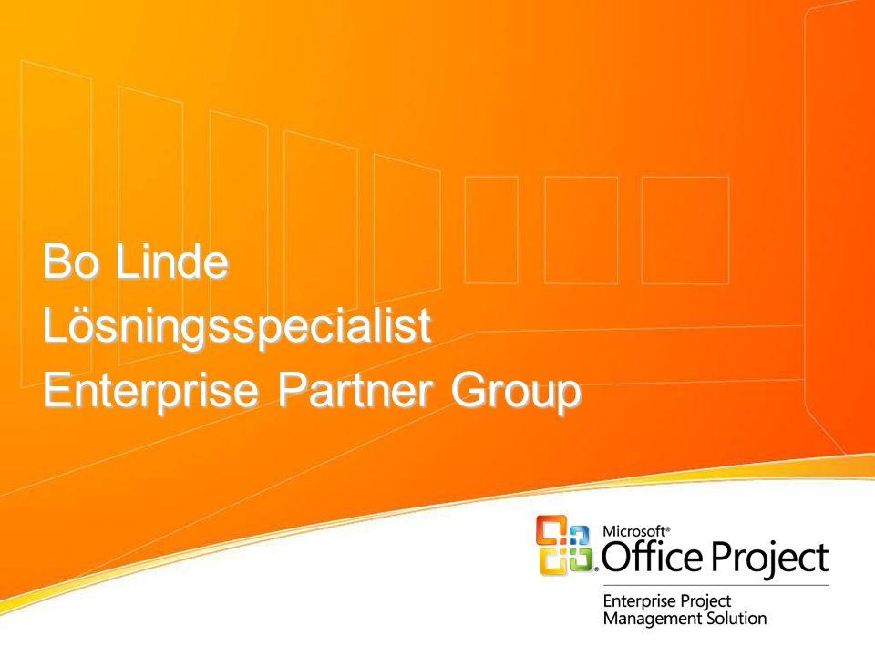Bo Linde Lösningsspecialist Enterprise Partner Group